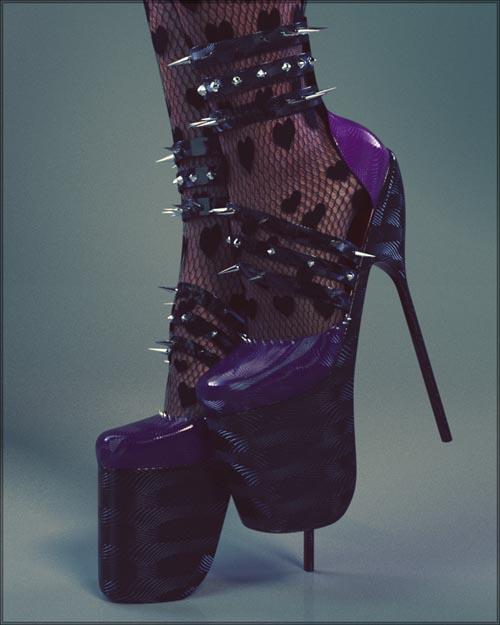 Bella Shoes G3F
