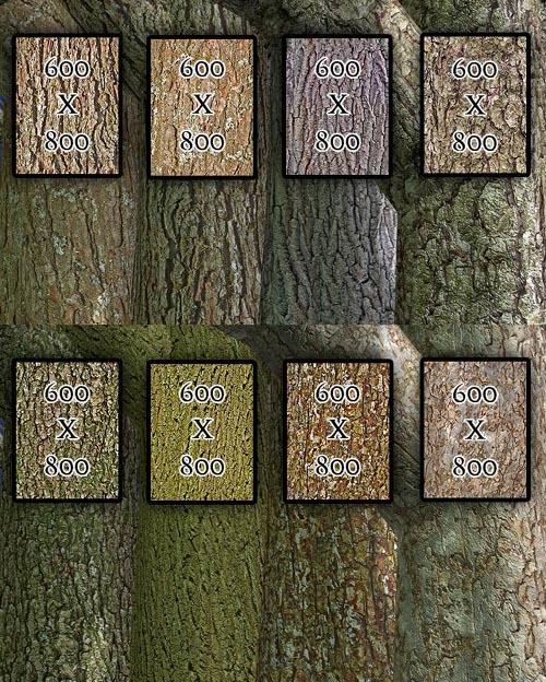 Flinks Bark-Textures Vol1&2