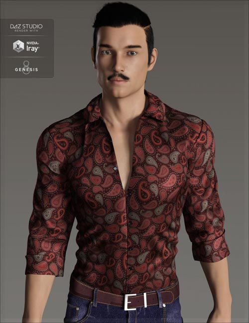 FW Armstrong HD for Genesis 8 Male
