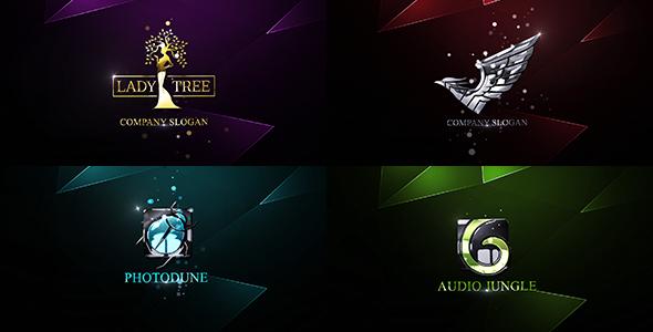 Elegant Glossy Logo
