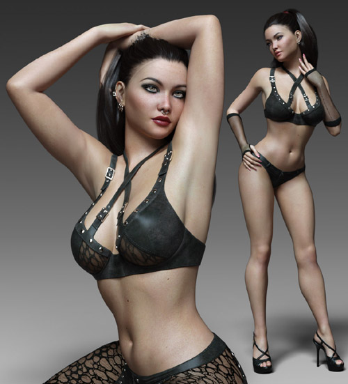 CruX II - Rebel Rock Bra