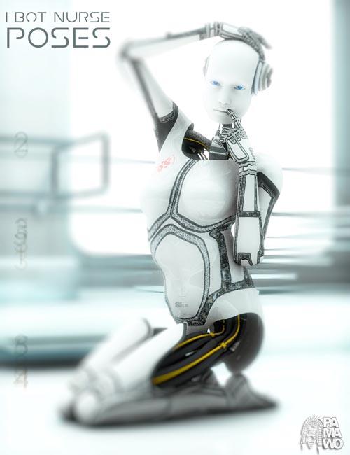 I Bot Nurse Poses