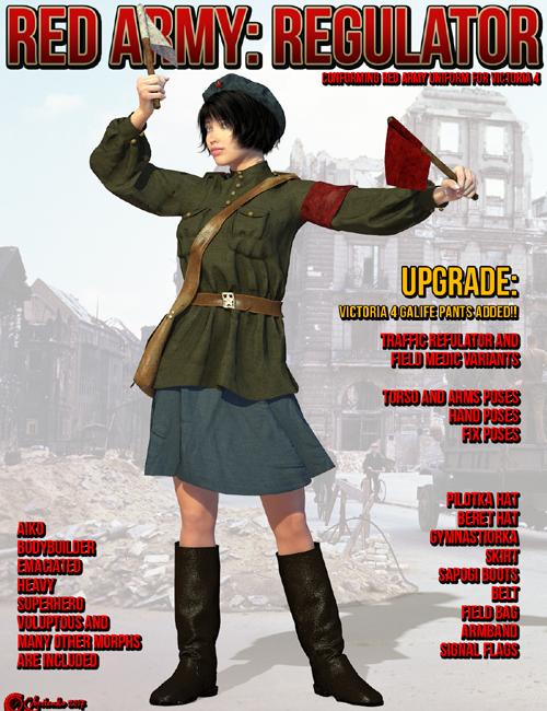 Red Army: Regulator