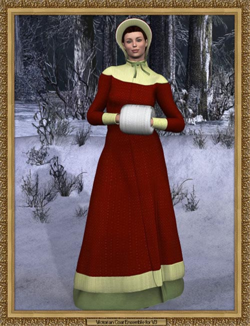 Victorian Coat Pack for Victoria 3.0