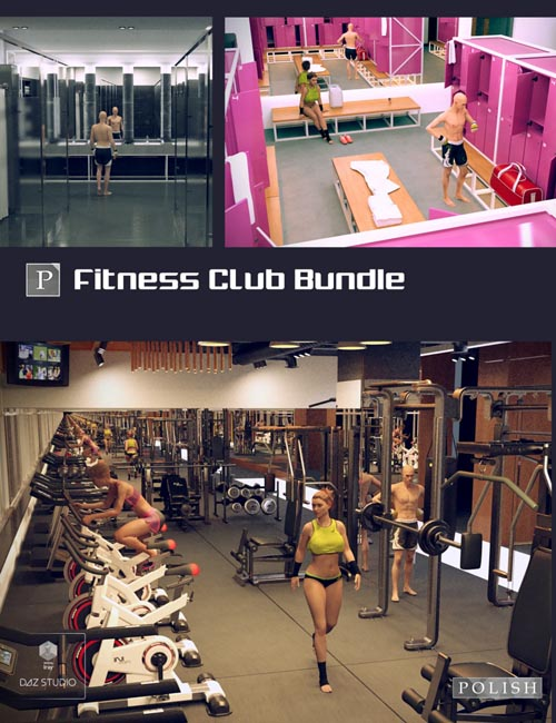Fitness Club Bundle