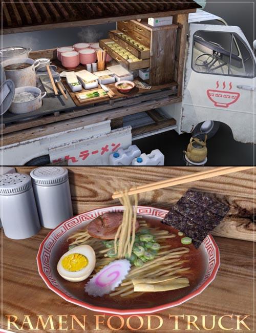 Yamachan Ramen 1961 - Food Truck