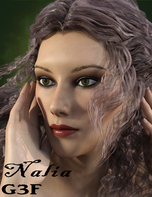Nalia for Genesis 3 Female