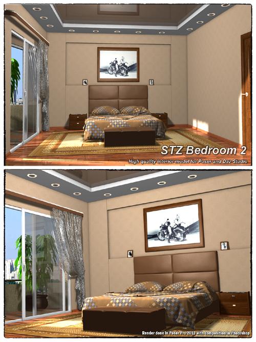 STZ Bedroom 2