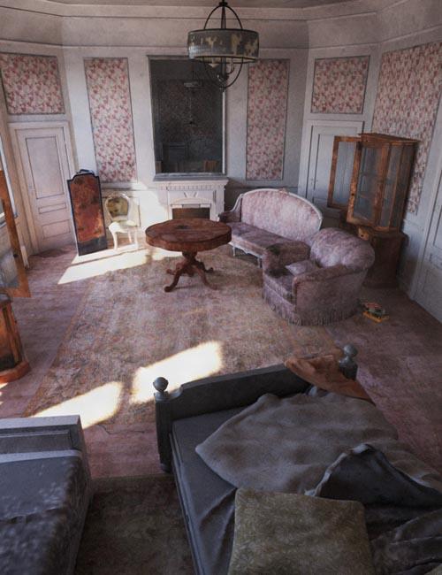 Tesla Abandoned House