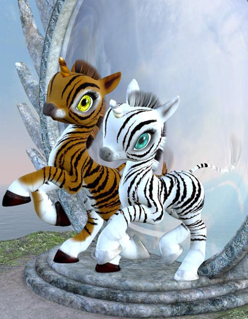 Legendary: Tiger Babies