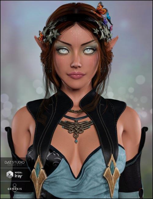 Niesha for Genesis 8 Female(s)