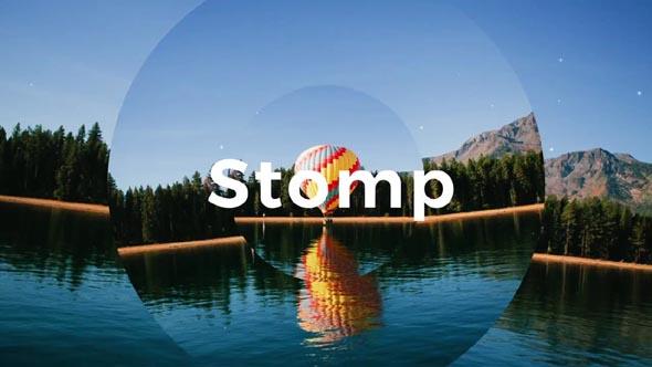 Stomp Logo Opener