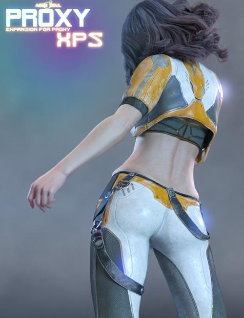 Proxy XPS: Tau Ceti Futuristic Styles for Proxy
