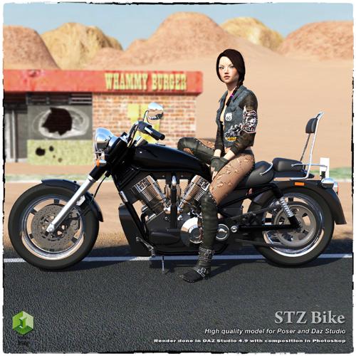 STZ Bike