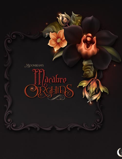 Moonbeam's Macabre Orchids