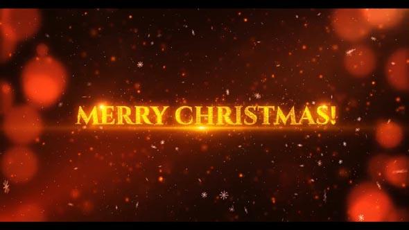 Christmas Winter Trailer