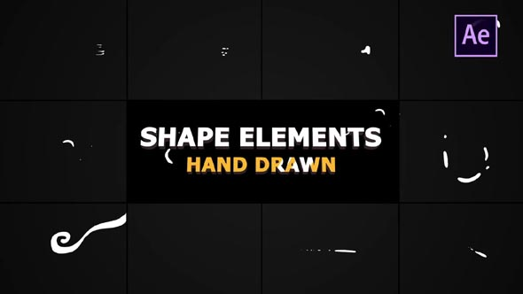 Flash FX Shape Elements