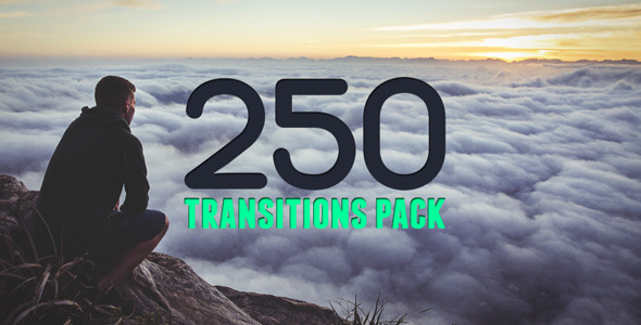 250 Transitions Pack