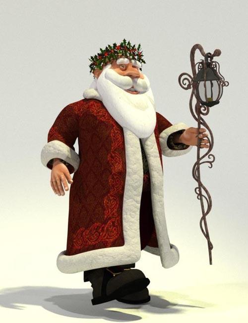 Father Christmas - the British Santa