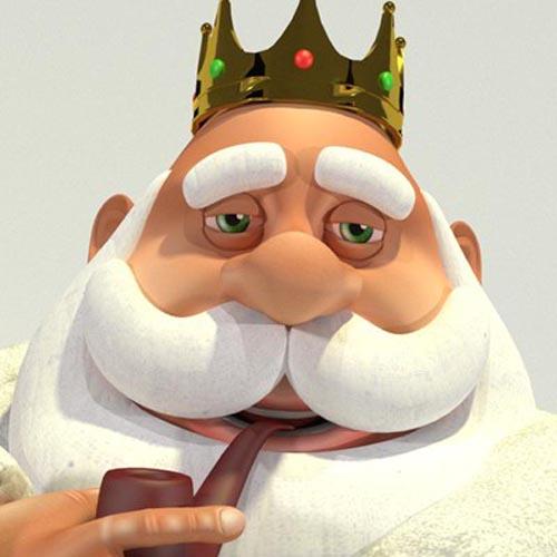 King of the North Pole Santa - Original Toon Santa Claus for Poser