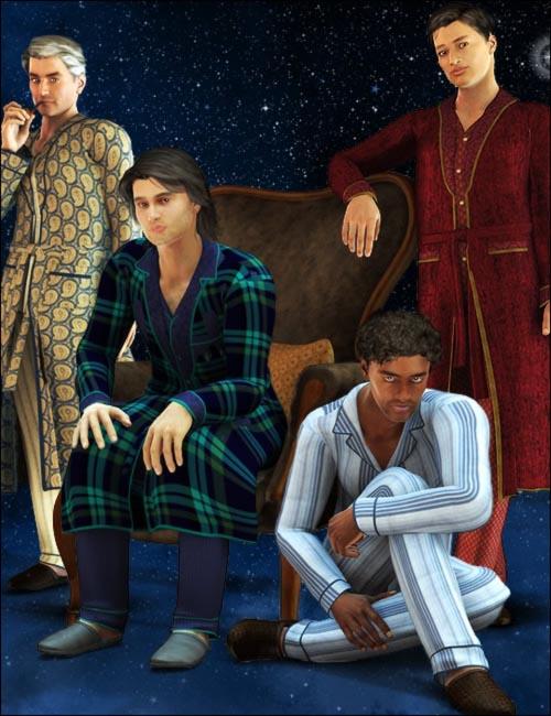 Moyra's Haberdashery: The Pajama Game
