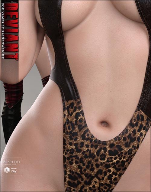 Deviant for Vamps Genesis 3 Females