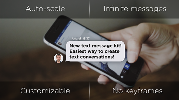 Text Message Generator