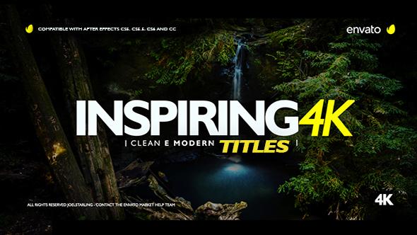 Inspiring Titles 2.0