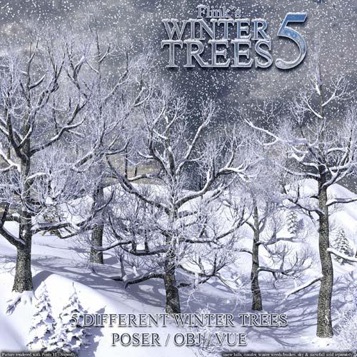 Flinks Winter Trees 5