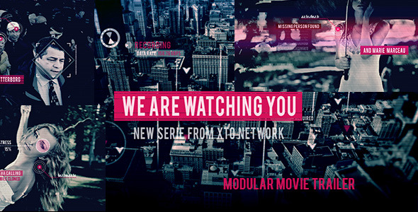 Watching You Movie Trailer