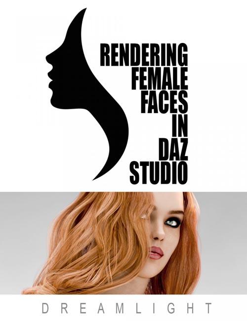 Rendering Female Faces In Daz Studio