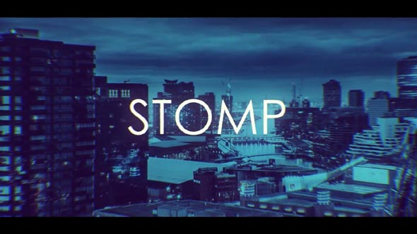 Stomp Abstract Opener