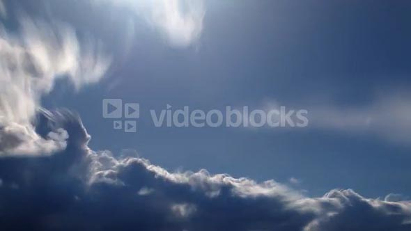 Cloud Blur
