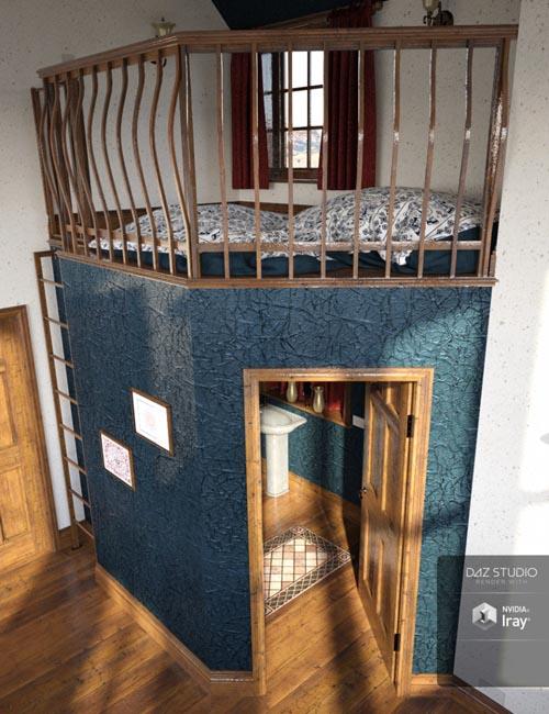 Corner Room Zen