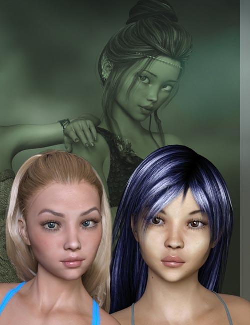 Women II for Genesis 8 Female