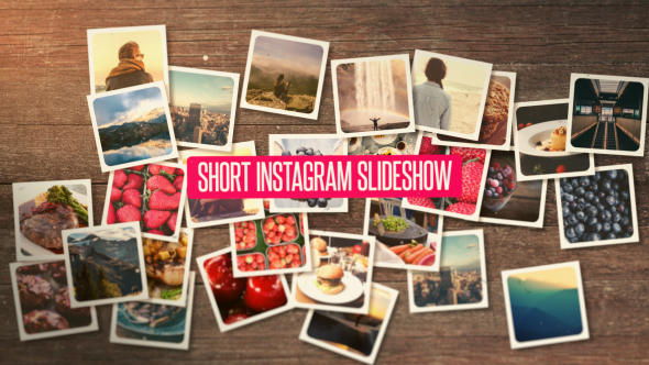 Short Instagram Slideshow