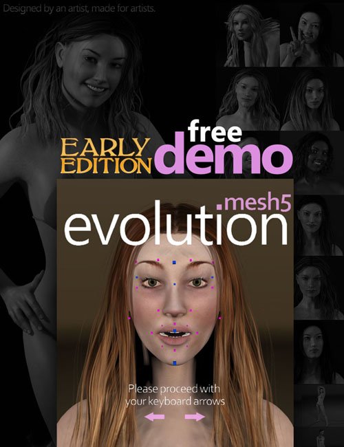Project Evolution DEMO