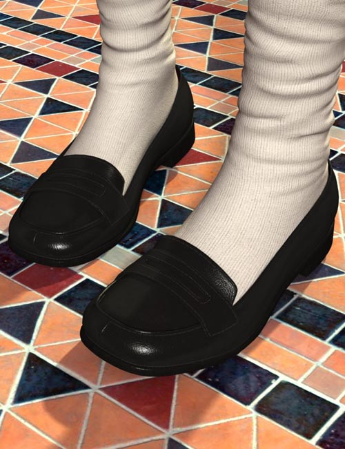 School Loafers for Genesis 2, Genesis 3 and Genesis 8 Female(s)