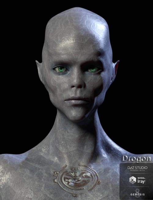 Drogon for Genesis 8 Male