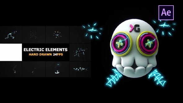 Electric Elements & Transitions