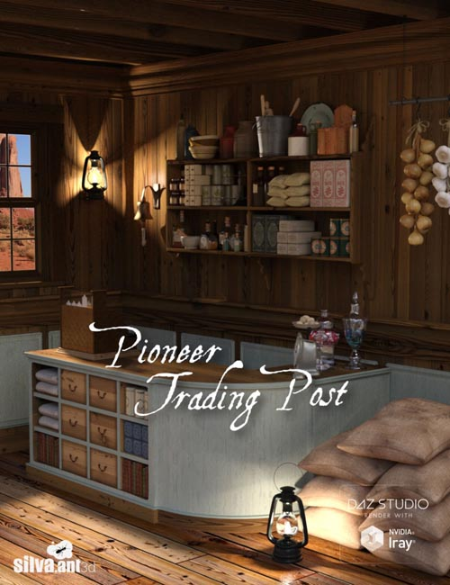 Pioneer Trading Post