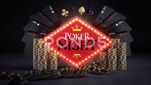 Online Gambling Poker Logo Reveals