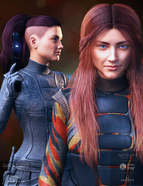 Clarke for Genesis 3 and 8 Female