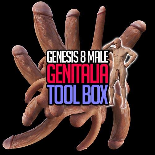 G8M Genitalia Tool Box