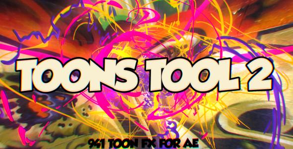 Toons Tool 2 (FX Kit)