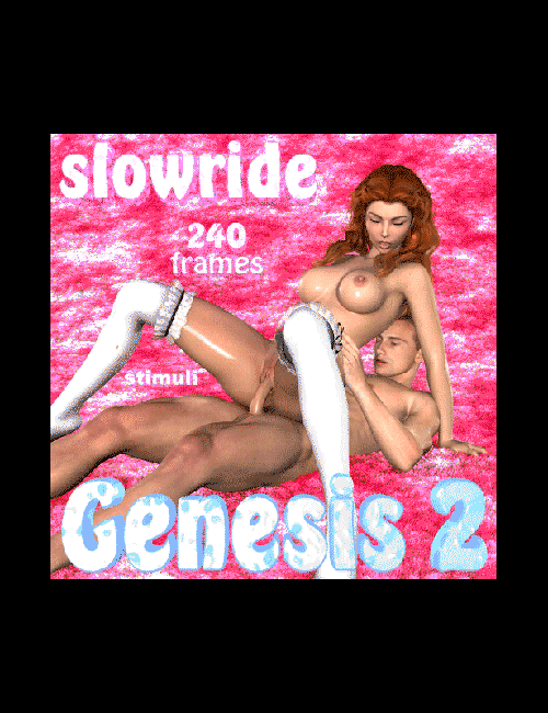 Slowride For Genesis 2 Figures