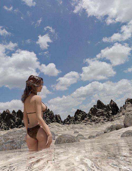 Orestes Iray HDRI Skydomes - Summer Day