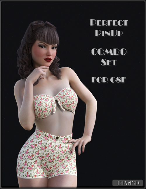Perfect PinUp Combo Set for G8F