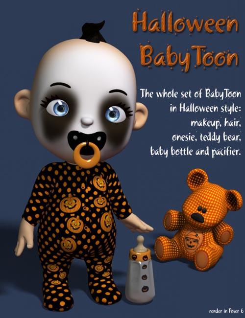 Halloween BabyToon