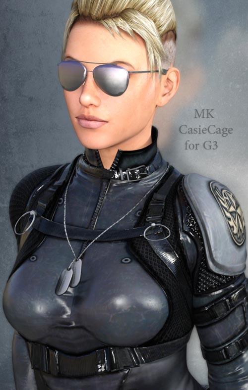 MK CasieCage for G3